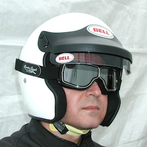 Goggles Over Glasses Motorcycle David Simchi Levi